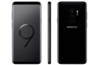 Samsung S9 Plus 64GB Smartphone Black - Refurbished Grade AAA