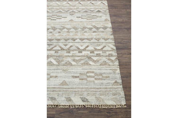 Ashwood Handmade Flat-Weave Rug