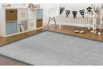 Idina Slate Hand Tuffted Wool rug - 160 x 230cms