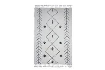 SABINA Hand Knotted Moraccan Style Rug - 160x230cm