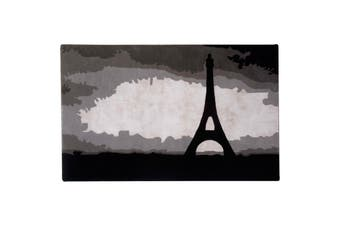 PARIS DESIGNER HAND-TUFTED WOOL & SILK RUG