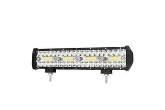 LIGHTFOX 12inch CREE LED Work Light Bar Work Driving Lamp Combo OffRoad 4WD