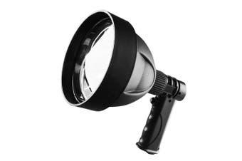 LIGHTFOX 15W CREE T6 Handheld Spot Light Rechargeable LED Spotlight Hunting Shooting 12V