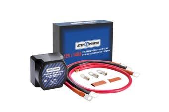 ATEM POWER VoltAGE SENSITIVE RELAY 12V VSR 140A Dual Battery System