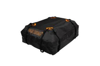 SAN HIMA Waterproof Car Roof Top Rack Carrier Cargo Bag Luggage Storage Cube Bag Travel 4WD