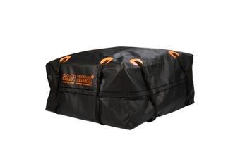 SAN HIMA Universal Waterproof Car Roof Top Rack Bag Cargo Carrier Luggage Basket Bag 4WD
