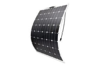 ATEM POWER 200W 12V Flexible Solar Panel Kit Panels Generator Power Charging Caravan Boat
