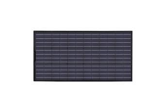 ATEM POWER 120W 12V Flexible Solar Panel Power Battery Mono Charging Caravan Boat Camping