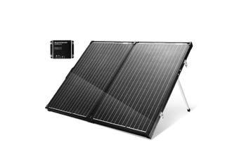 ATEM POWER 12V 160W Folding Solar Panel Blanket Kit Mono with Regulator