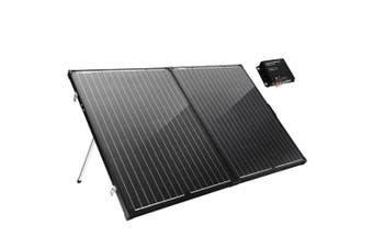ATEM POWER 250W Folding Solar Panel Kit 12V Caravan Camping Power Mono Charging