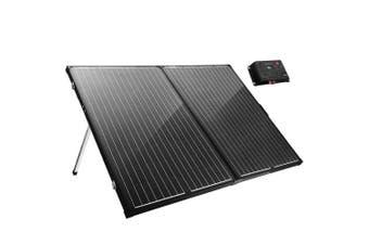 ATEM POWER 300W Super Light Folding Solar Panel Kit 12V Mono Flexible Camping