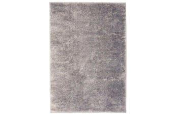 Shaggy Area Rug 160x230 cm Grey