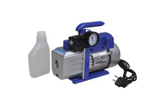 Single-stage Vacuum Pump with Pressure Gauge 71 L / min