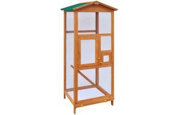 Bird Cage Wood 65x63x165 cm