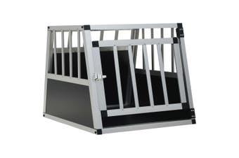 Dog Cage with Single Door 54x69x50 cm