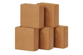 Coir Blocks 5 pcs 5 kg 30x30x10 cm