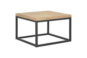 Coffee Table 50x50x33.5 cm Solid Wood