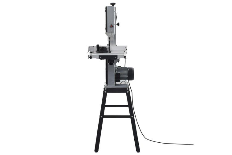 Band Saw with Stand Cutting Width 245 mm