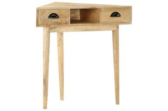 Console Table 82x44x76 cm Solid Mango Wood