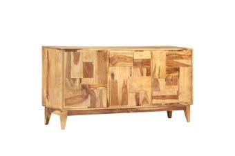 Sideboard 145x40x76 cm Solid Sheesham Wood