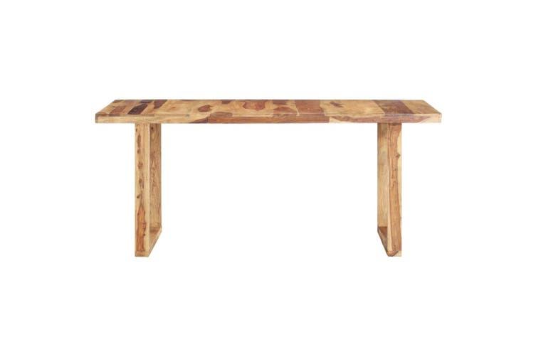 Dining Table 180x90x76 cm Solid Sheesham Wood