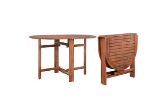 Garden Table 120x70x74 cm Solid Acacia Wood
