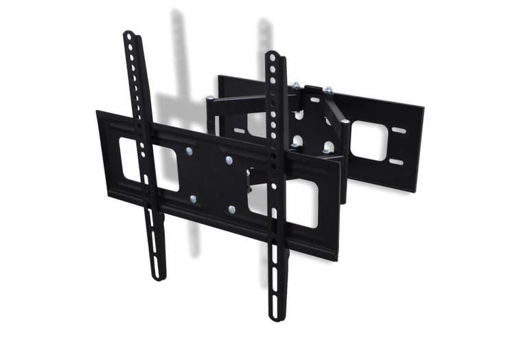 """Double-armed Tilt Swivel Wall TV Bracket 3D 400x400mm 32""""-55"""""""