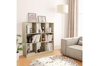 Book Cabinet Sonoma Oak 97.5x29.5x100 cm Chipboard