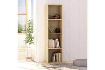 Book Cabinet Sonoma Oak 40x30x151.5 cm Chipboard