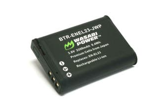 Wasabi Power Battery (1-Pack) for Nikon EN-EL23 and Coolpix S810c, B700, P600,P610,P900
