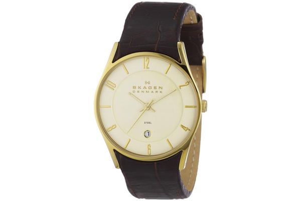 View more of the Skagen Men's Leather (474XLGL)