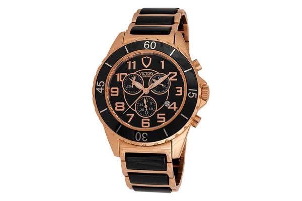 Read More > Victory Men's V-Chairman Watch (6004-G)