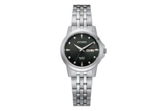 Citizen Stainless Steel Ladies Watch - EQ0601-54F
