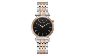 Bulova Classic Two-Tone Steel Ladies Watch - 98L265