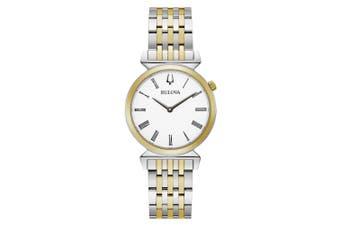 Bulova Classic Two-Tone Steel Ladies Watch - 98L264