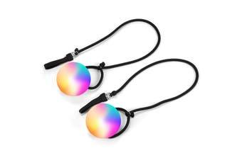 Pair of LED Poi Balls