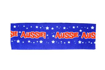Australian Headband [Colour: Aussie Blue]