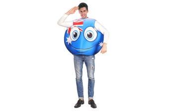 Adult Happy Australian Costume
