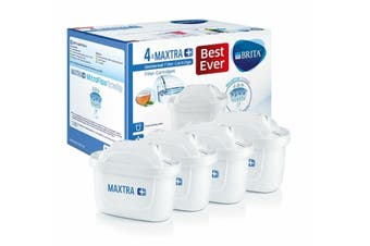 Genuine Brita Maxtra Filter Cartridges - 4 pack