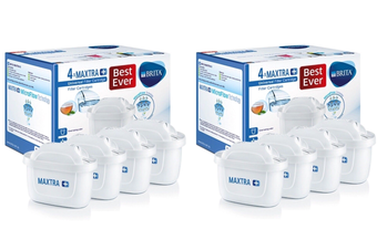 Genuine Brita Maxtra Filter Cartridges - 8 pack