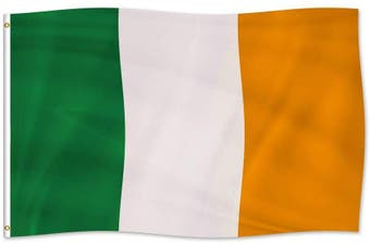 Large Irish Flag 90cm x 150cm - 3ft x 5ft