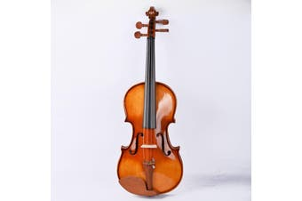 Wooden Violin 4/4 Full Size for Beginners