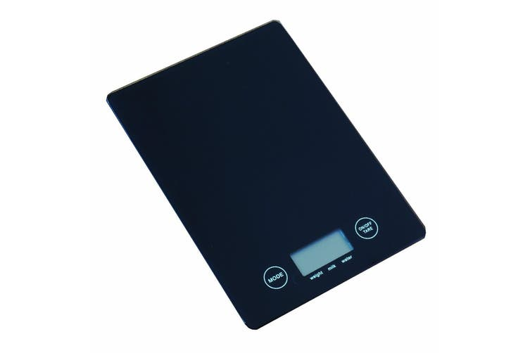 Electronic Digital Glass Kitchen Scales Portable Scale Food Weight 5kg 1g