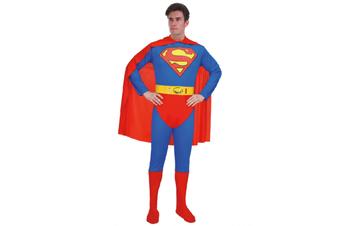 Superman & Woman Costume - Superman