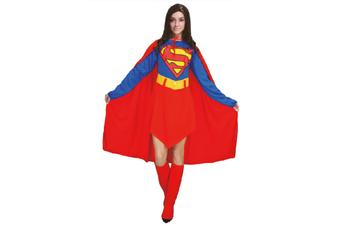Superman & Woman Costume - Superwoman
