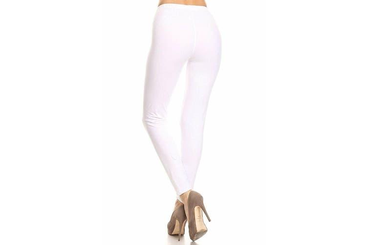 Leggings - Various Colours [White]