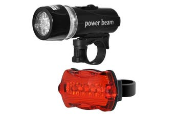 Front & Back Bicycle Lights