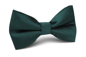 Bow tie - Various Colours [Colour: Dark Green]