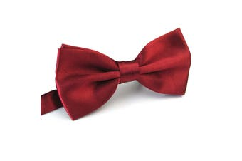 Bow tie - Various Colours [Colour: Dark Red]