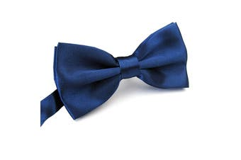 Bow tie - Various Colours [Colour: Navy Blue]
